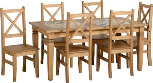 Bondo 6 Seater  Dining Set